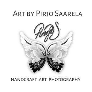 Art by Pirjo S. Logo